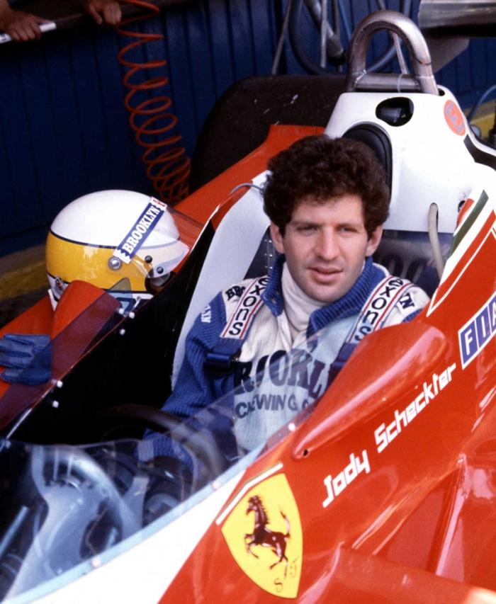 Jody Scheckter: l'Orso nella Pista