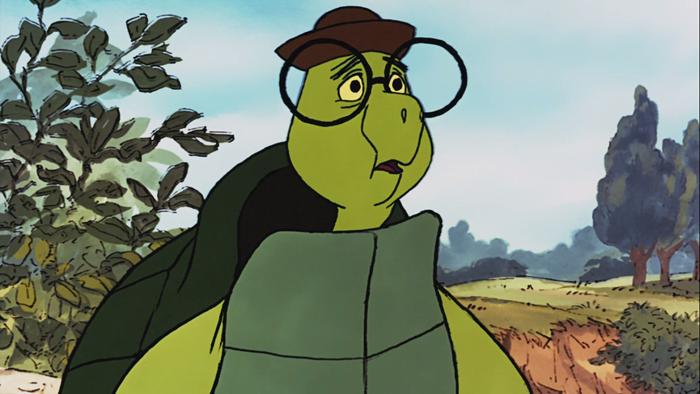 Saetta in Robin Hood (1973)