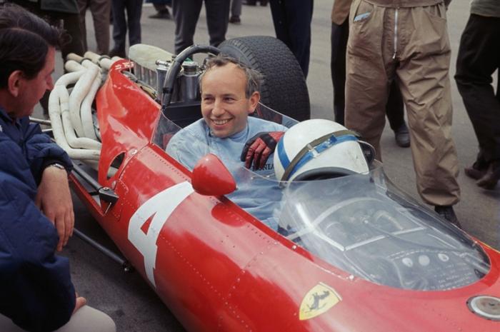 John Surtees: Il Figlio del Vento