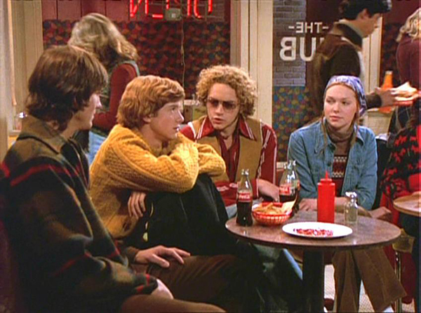 The Hub in That 70s Show