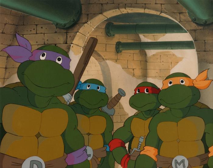 Tartarughe Ninja alla riscossa (1987-1996)