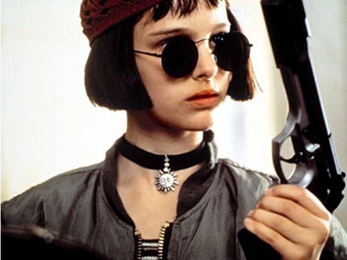 Natalie Portman è Mathilda in Lèon (1994)