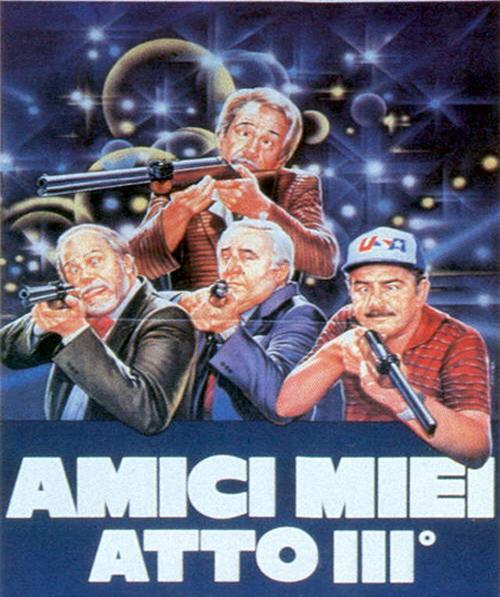 Amici miei - Atto IIIº (1985)