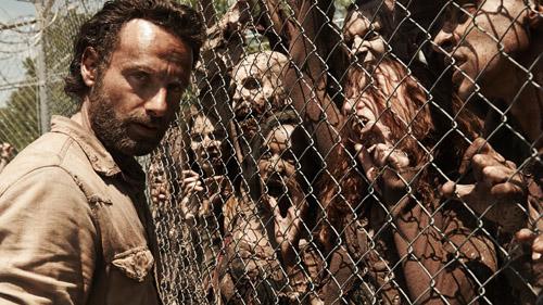 Come l'apocalisse-zombi in The Walking Dead