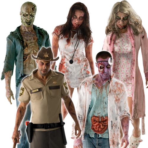 I costumi di The Walking Dead li trovi su anytimecostumes.com