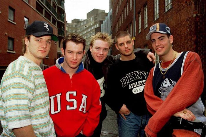 Boyzone: 1993, erano quelli raffinati.