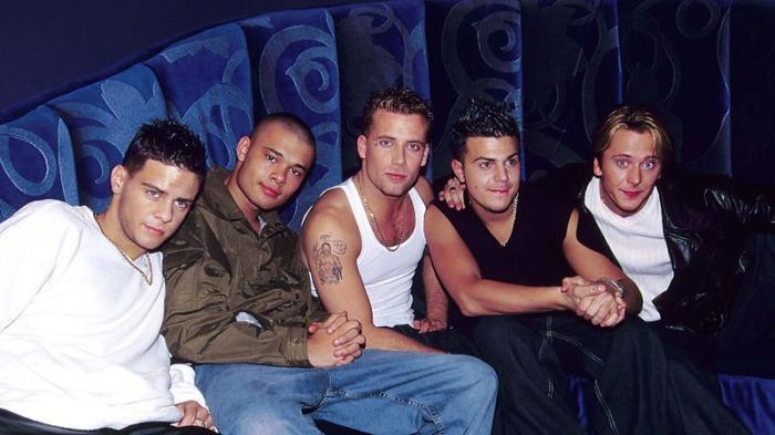 5ive: erano le Spice coi pantaloni, assemblati a tavolino dallo stesso team delle ragazze nel 1997.