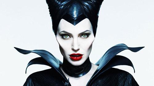 Come Maleficent Angelina Jolie