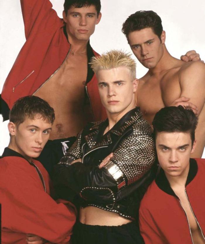 Take That: nel 1990