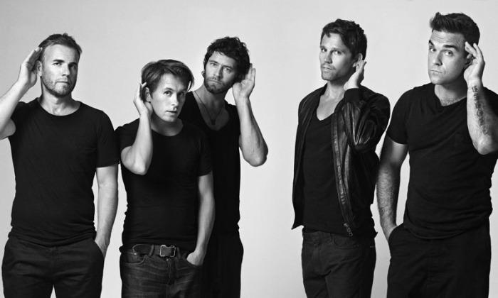 Take That: nella reunion del 2010