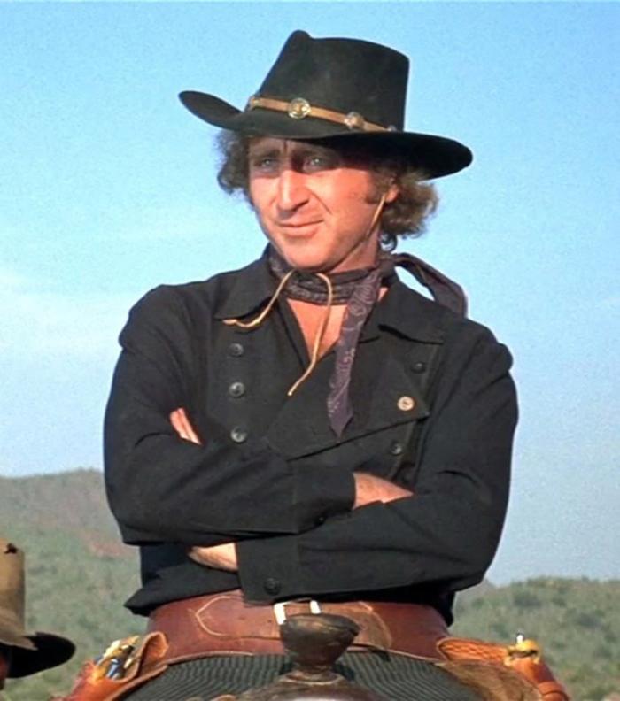Gene Wilder in Mezzogiorno e mezzo di fuoco (1974)