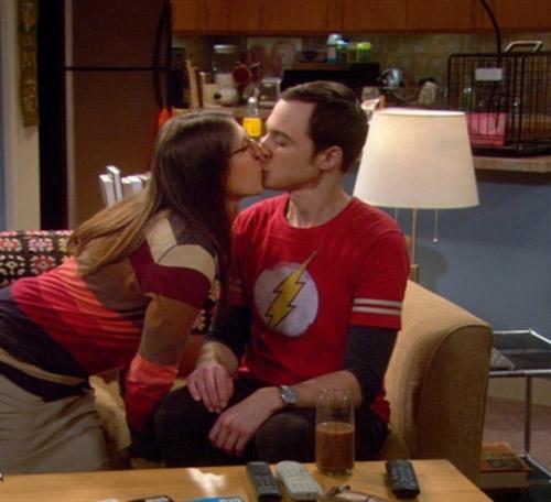 Come Sheldon e Amy in The Big Bang Theory