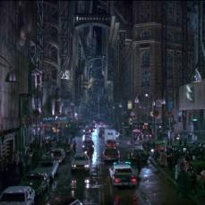 "La ""Metropolis"" di Batman (1989)"