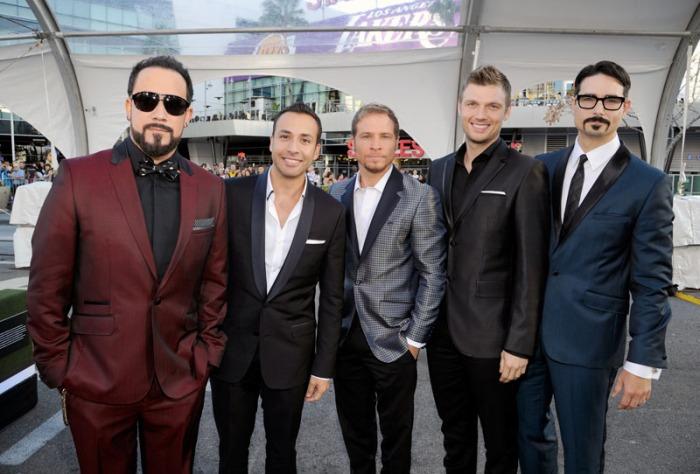Backstreet Boys: oggi