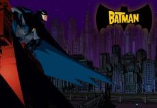 La Gotham City da graphic novel nel reboot animato The Batman (2004-2008)