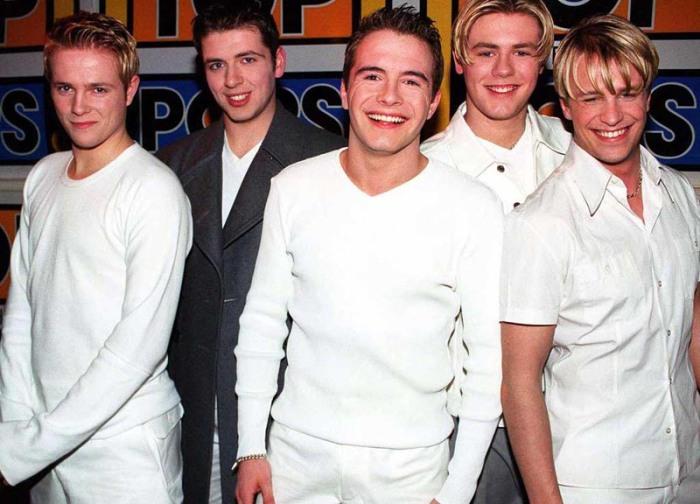 Westlife: 1998, i pupilli dei Boyzone.
