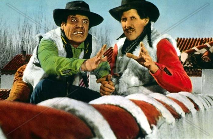Franco e Ciccio in Per un pugno nell'occhio (1964)