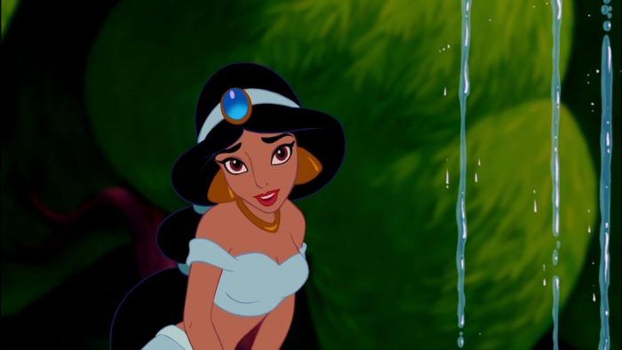 Jasmine in Aladdin (1992)