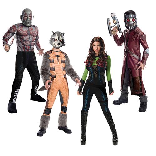 Puoi trovare le maschere di tutti i personaggi su buycostumes.com
