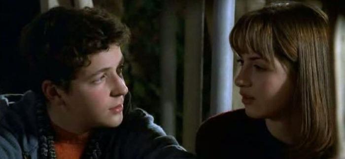 Silvio Muccino e Giulia Steigerwalt in Come te nessuno mai (1999)
