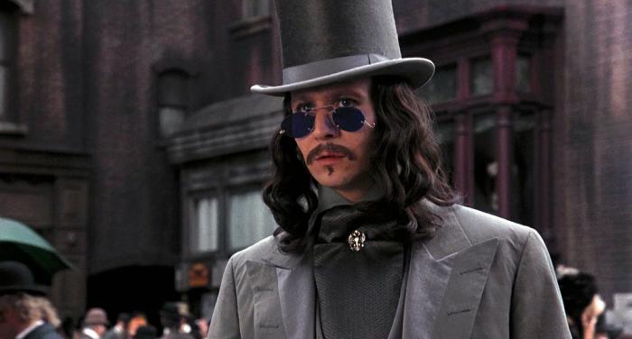 Gary Oldman in Dracula di Bram Stoker (1992) prodotto e diretto da Coppola