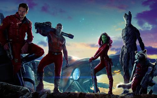 Come Guardiani della Galassia