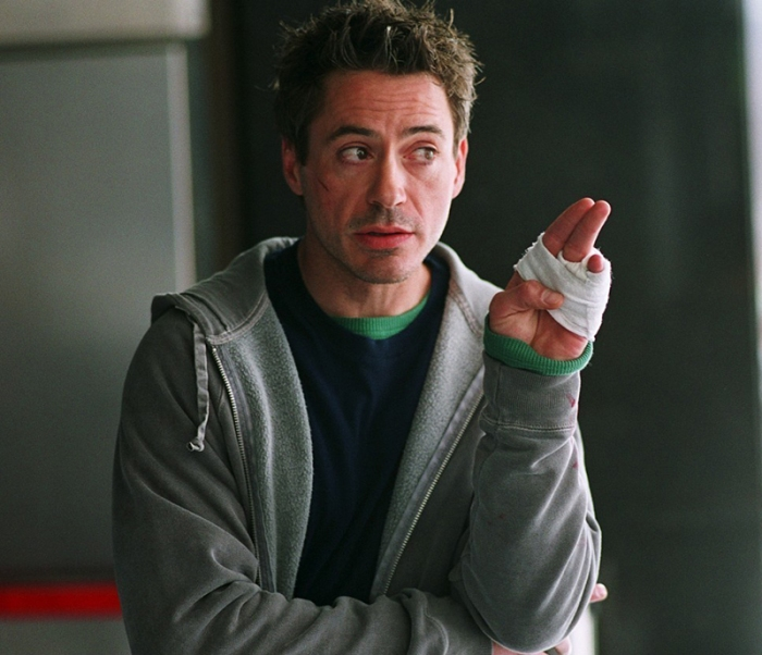Harry Lockhart in Kiss Kiss Bang Bang (2005)
