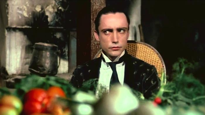 Udo Kier in Dracula cerca sangue di vergine... e morì di sete!!! (1974) prodotto da Andy Warhol