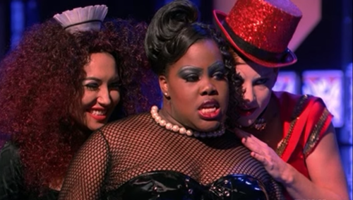 """The Rocky Horror Glee Show"" (2x05)"