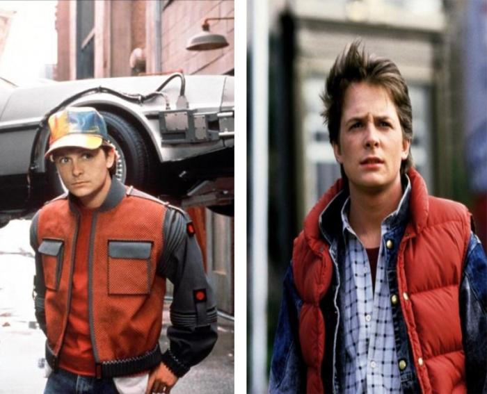 Marty McFly in Ritorno al Futuro