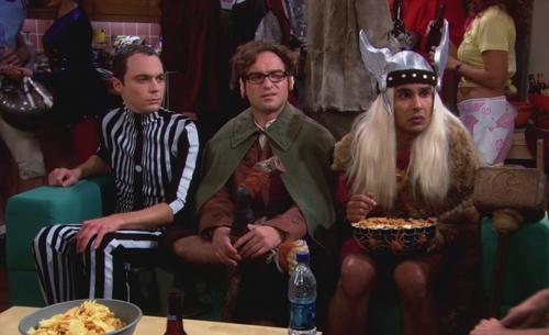 """The Big Beng Theory  """"Il paradigma della Terra di Mezzo"""" (1x06)"""