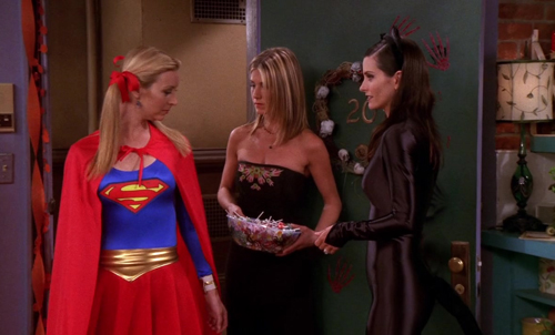"Friends ""La festa di Halloween"" (8x06)"