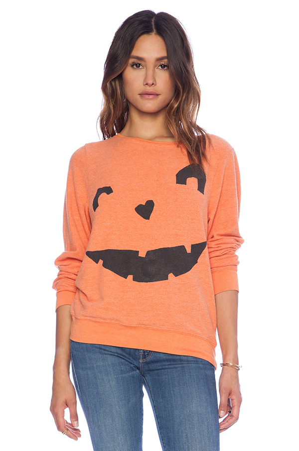 Wildfox Couture Happy As A Pumpkin Sweater €85 su revolveclothing.com