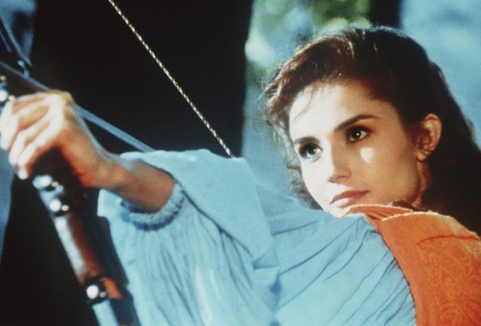 Alessandra Martines è Fantaghirò (1991)