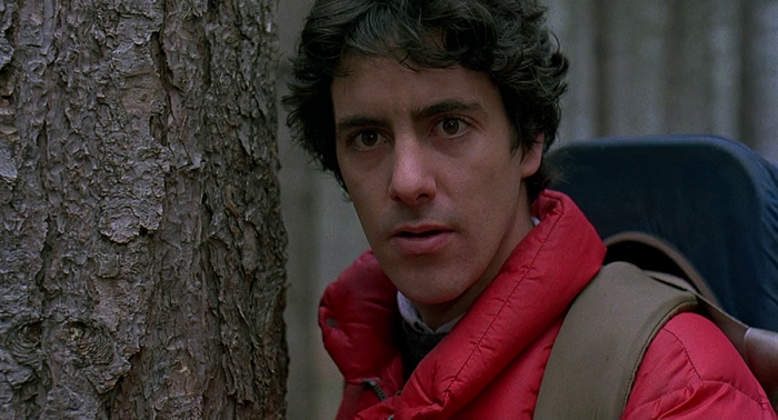 David Naughton parte per le vacanza studio come Un lupo mannaro americano a Londra (1981)