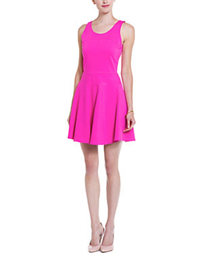 Elizabeth and James Magdalena Fit-and-Flare Dress $365.00