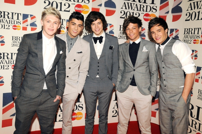 Brit Awards in 2012