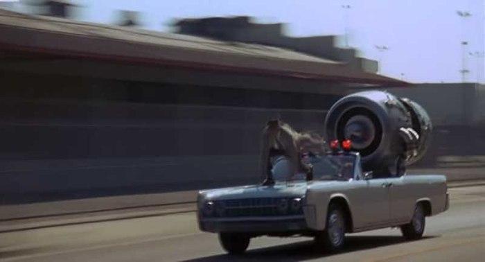 Gadgetmobile in Inspector Gadget (1999)