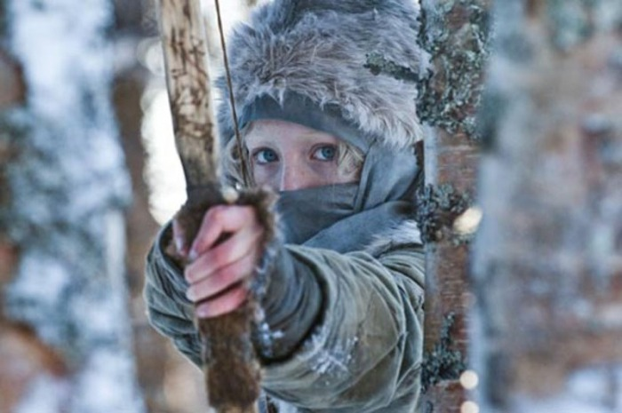 Saoirse Ronan è Hanna (2011)