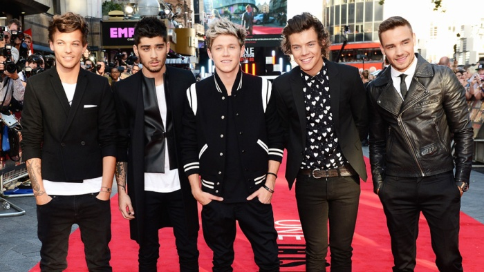 This Is Us premiere londinese 2013
