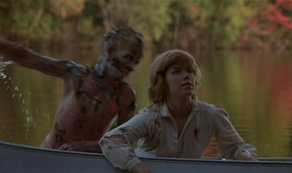 Adrienne King è Alice Hardy vs Jason Voorhees in Venerdì 13 (1980)