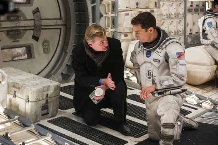 Il film è stato girato sullo stesso set in cui è stata costruita la batcaverna di Christian Bale.