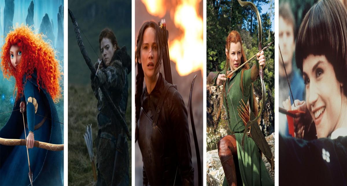 Le Ragazze con l'Arco: Quando Katniss e socie Scoccano la Freccia