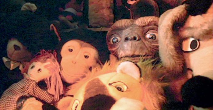 La scena di E.T.
