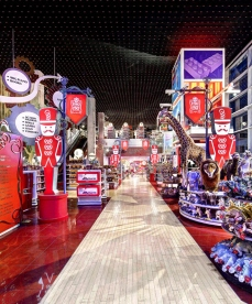 FAO Schwarz a New York