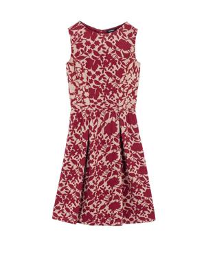 Corolla Dress di jersey jacquard Max&Co.€ 139,00