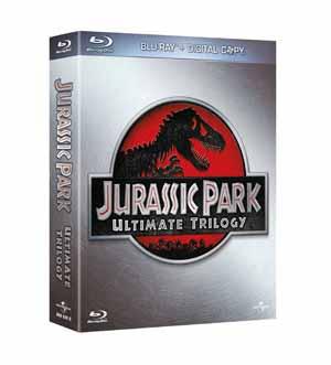 Jurassic Park: Ultimate Trilogy 18,80 € su Amazon.it