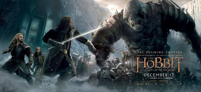 Ne Lo Hobbit - La battaglia delle cinque armate, ultimo atto che chiude la trilogia-prequel de Il Signore degli Anelli (ora in sala), uomini, elfi, nani, orchi e mannari si uniranno contro il nefasto esercito di Sauron.