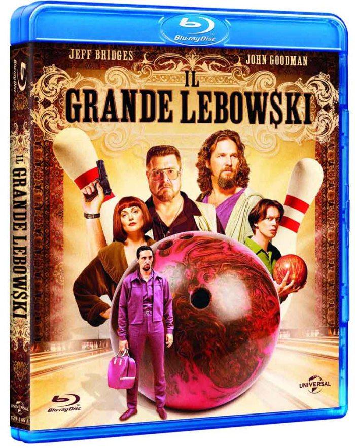 Rimpatriata per il Drugo Jeff Bridges e i compagni di bowling che tornano al cinema (15-16-17 dicembre) nel cult del 1998. Poi trovarlo in Blu-ray su ebay.it