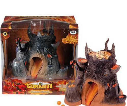 Gormiti - Playset monte vulcano titanium € 39.90 su chegiochi.it
